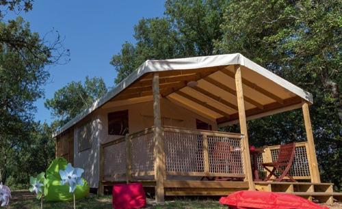 Hébergement dans un camping 4 étoiles en Vendée