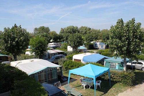 Camping avec emplacements en Vendée