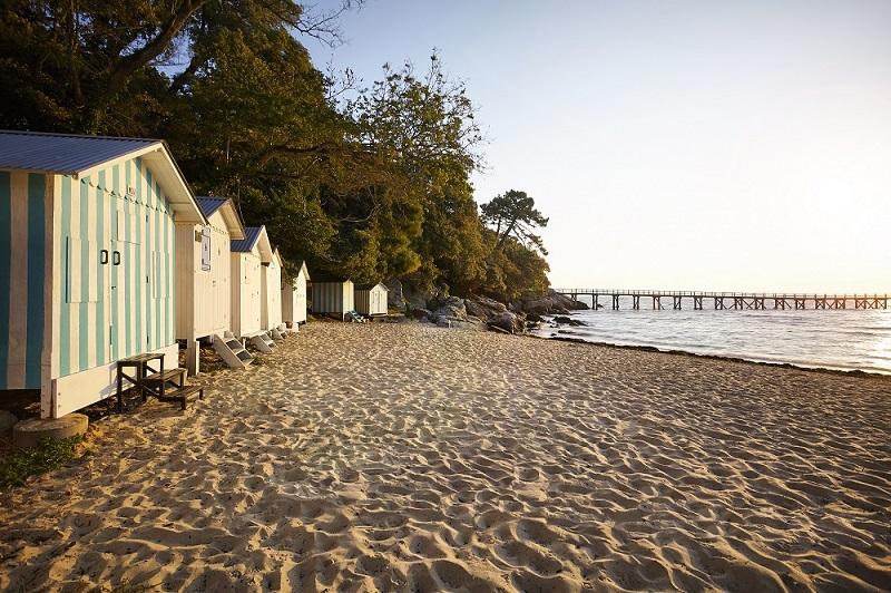 L'île de Noirmoutier est proche du camping