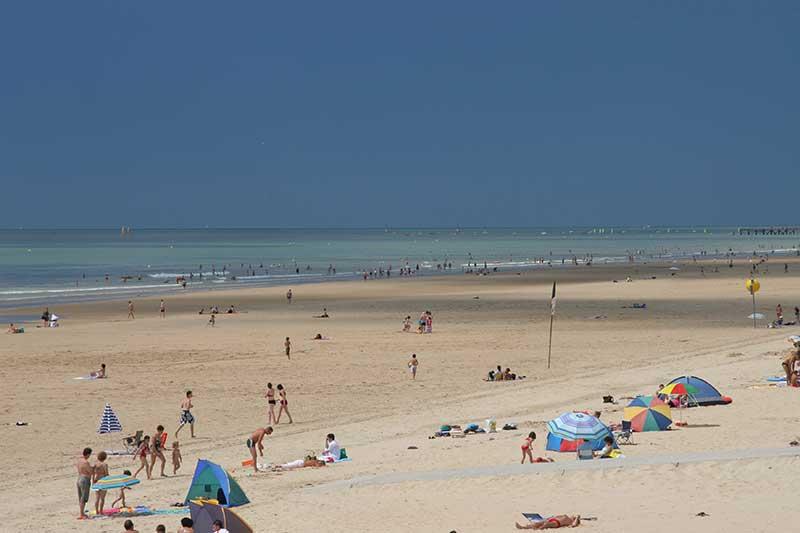Saint Jean de Monts et sa grande plage
