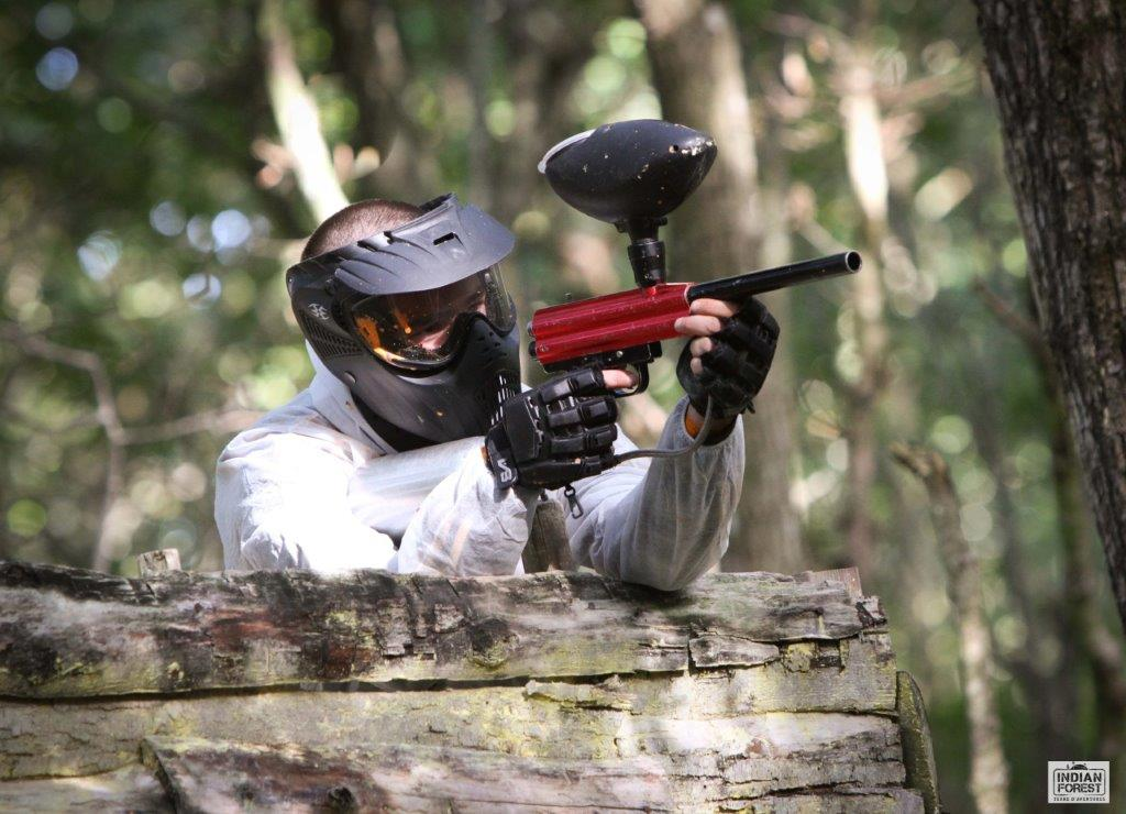 Paintball en Vendée