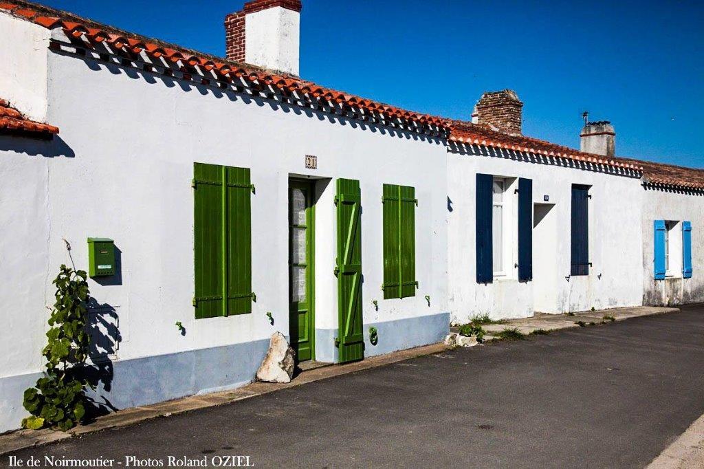 Ruelle ile de Noirmoutier
