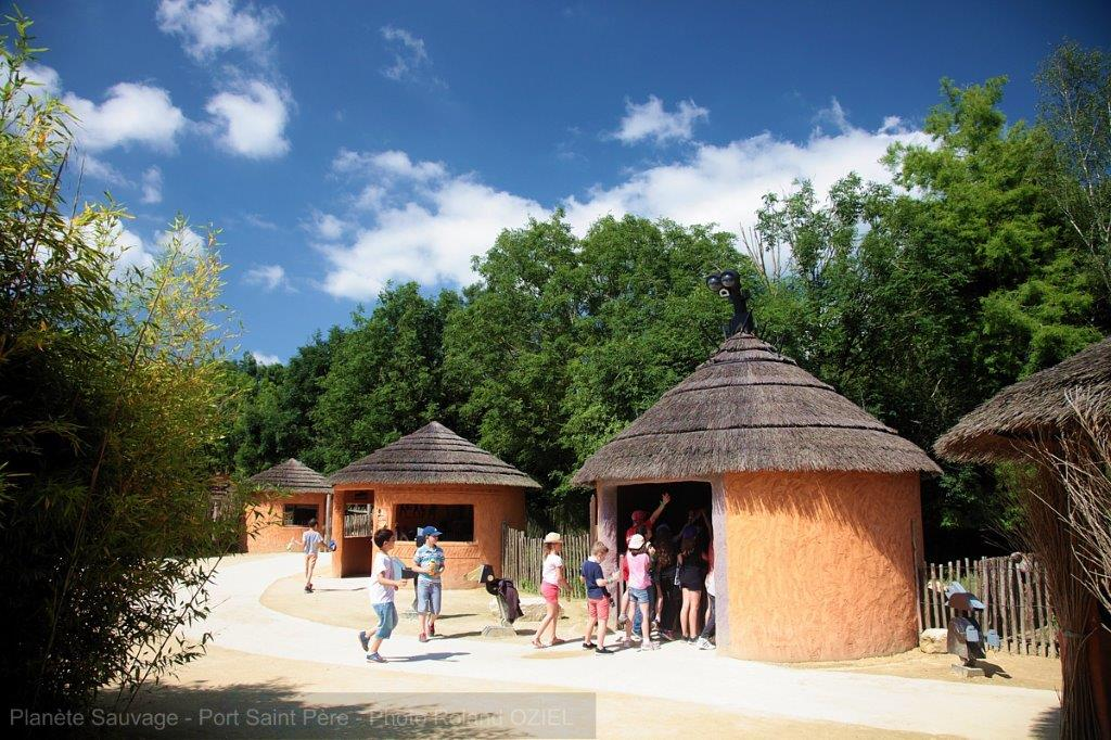 Zoo Planete Sauvage proche camping