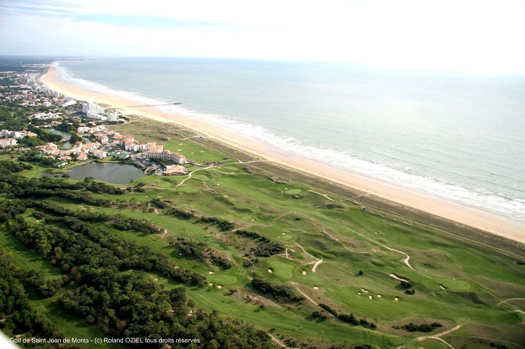 golf de Saint Jean de Monts