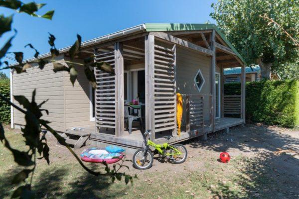 mobil home familial en Vendée