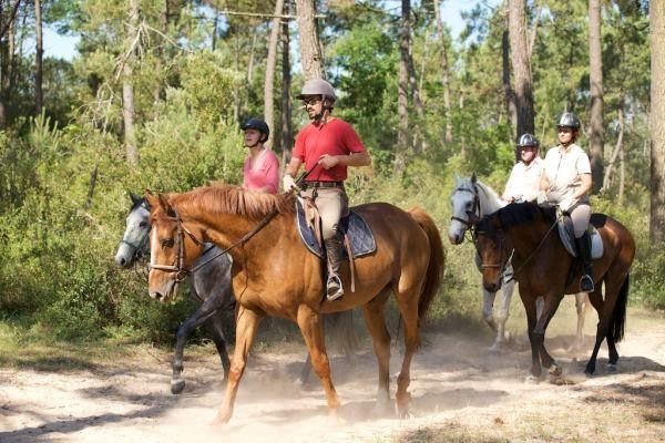 balade équitation