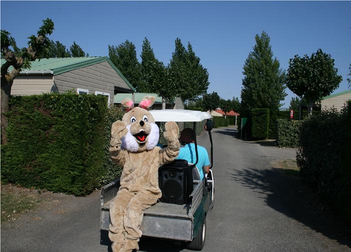promotion du camping en Vendée