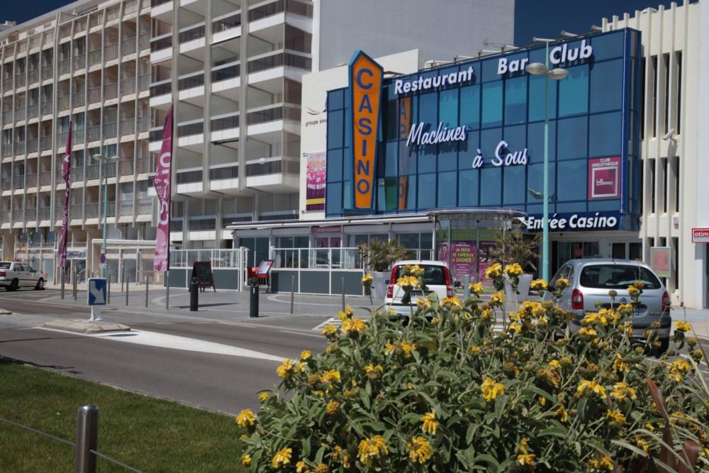 casino de St Jean de Monts près du camping en Vendée