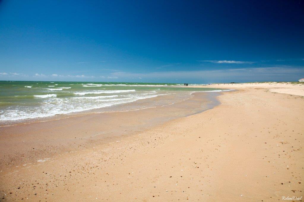 grande plage de Saint Jean de Monts