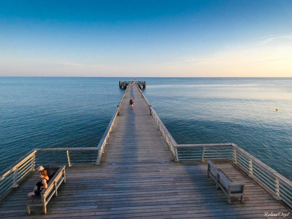 camping situé en bord de mer en Vendée