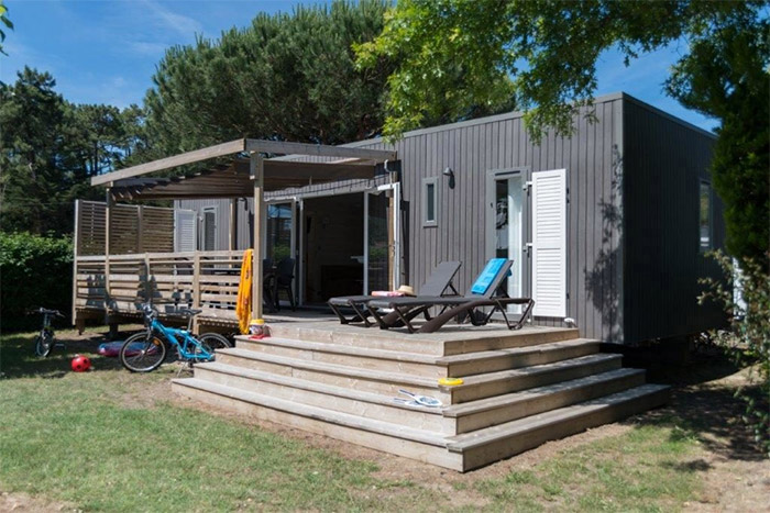 location camping club avec espace aquatique Saint Jean de Monts